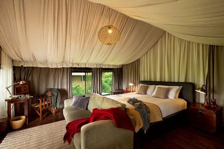 Lemala Ngorongoro Inside Tent