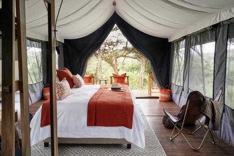 Sanctuary Ngorongoro Crater Camp - Inside Tent