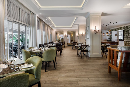 Four Points by Sheraton Arusha Dining