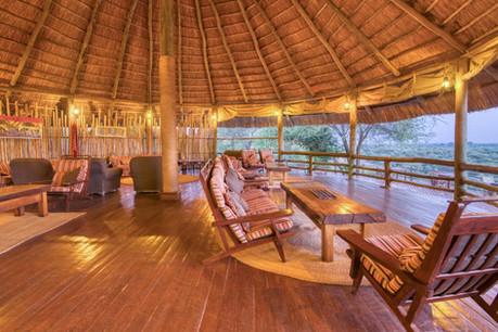 Mbali Mbali Tarangire River Camp Lounge