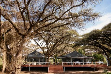 Sanctuary Ngorongoro Crater Camp - Main Tent