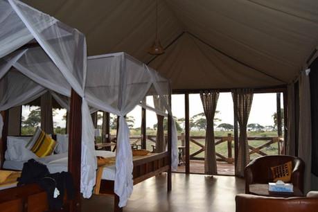 Tarangire Simba Lodge Inside Room