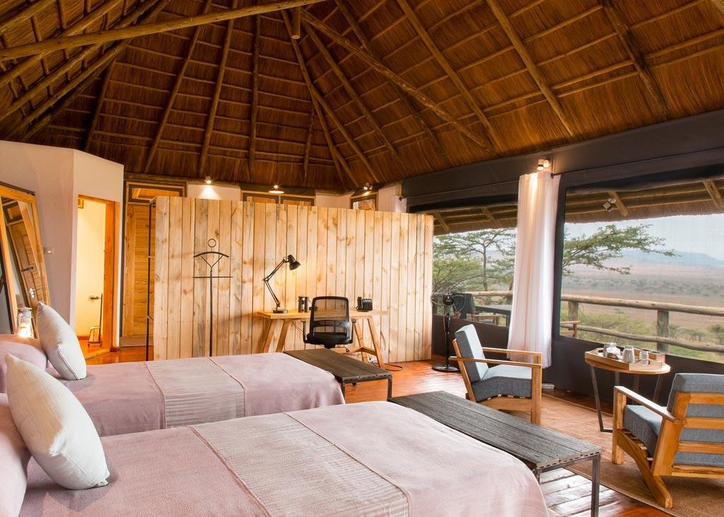 Lahia Tented Lodge Double Room Tent