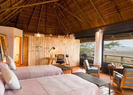 Lahia Tented Lodge Double Room Tent