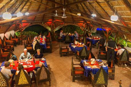 Manyara Wildlife Safari Camp Resturant and Dining