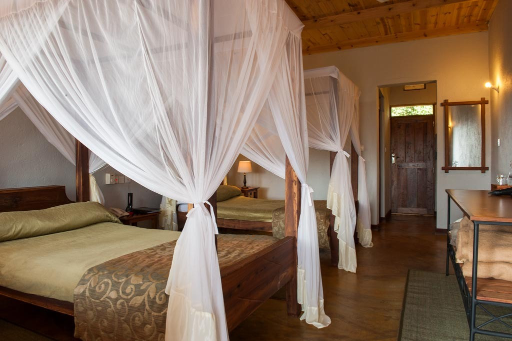 Tloma Lodge Double Room