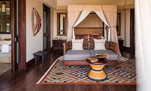 Four Season Serengeti Savannah Room