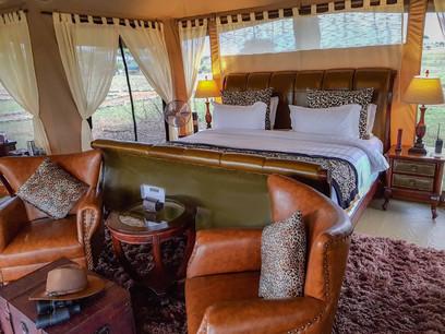 Ole Serai Luxury Camp - Turner Springs - Double Room Tent