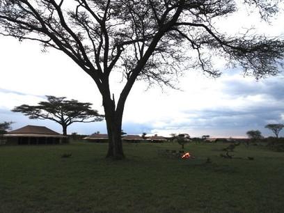 Mbugani Migration Camp Full View
