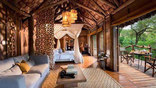 Lake Manyara Tree Lodge Full Room View