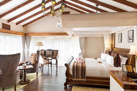 Ngorongoro Oldeani Mountain Lodge Double Room