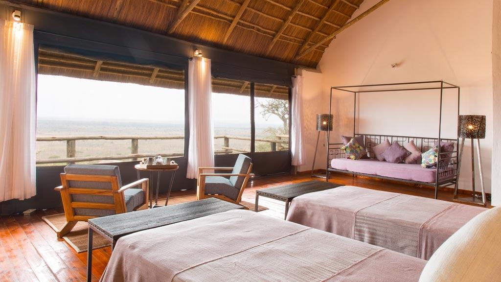Lahia Tented Lodge Room