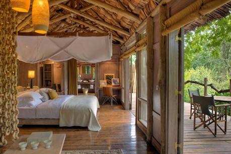 Lake Manyara Tree Lodge Room View