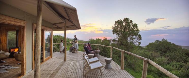 The Highlands, Ngorongoro Balcony