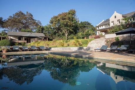 Arusha Villa Pool Side