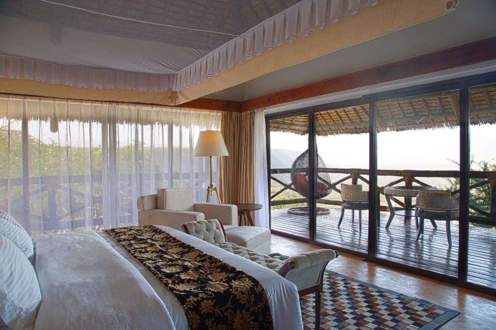 Lake Manyara Kilimamoja Lodge Room View