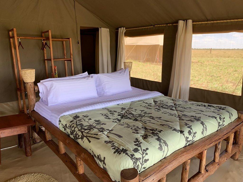 Zawadi Camp Double Tent Room