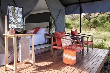 Sanctuary Ngorongoro Crater Camp - Tent