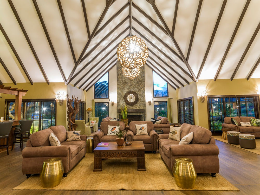 The Rretreat at Ngorongoro Lounge Area
