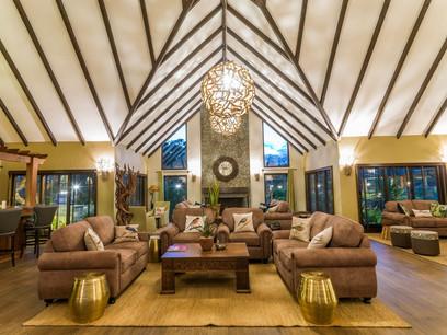The Rretreat at Ngorongoro Lounge Area