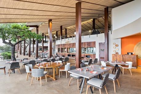 Melia Serengeti Dining Area