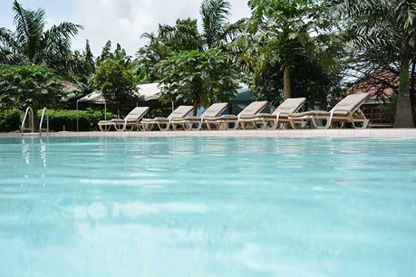 Arusha Planet Lodge Swimming Pool