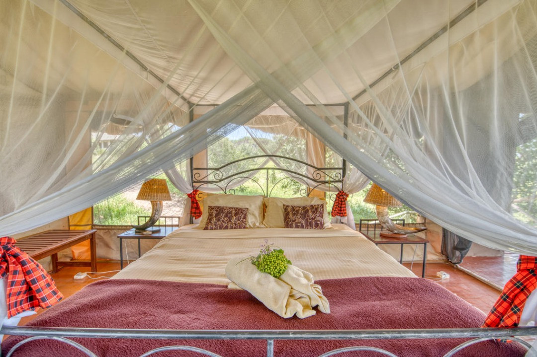 Mbali Mbali Tarangire River Camp Safari Tent