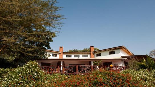 Tloma Mountain Lodge Reception