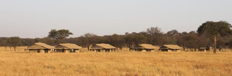 Mara Under Canvas Tented Camp Tent
