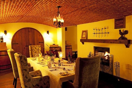 The Manor at Ngorongoro Dining Area