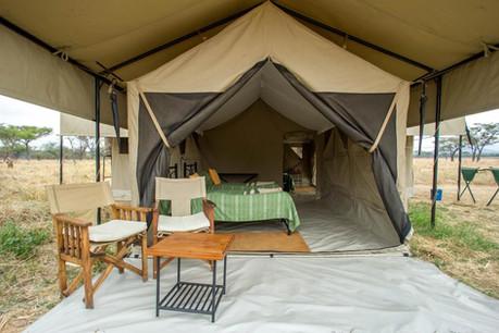 Kati Kati Tented Camp - Tent View