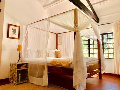 Mount Meru Game Lodge Double Room