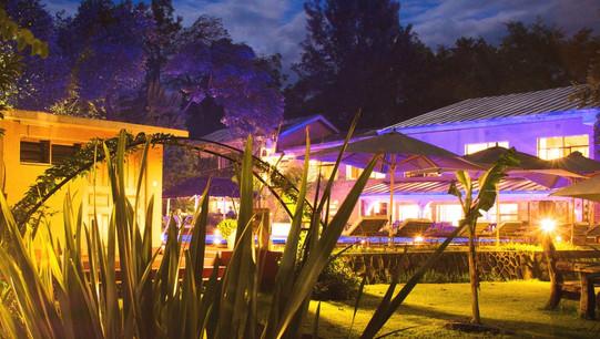 Ilboru Safari Lodge - View