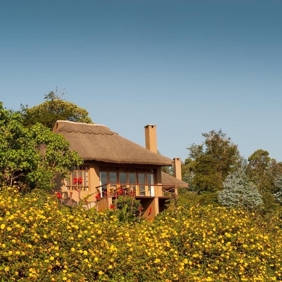 Kitela Lodge Outside View