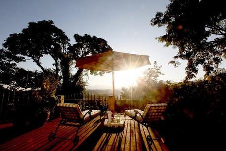 The Manor at Ngorongoro Balcony View