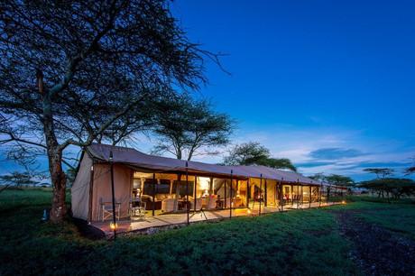 Serengeti Sametu Camp Lounge