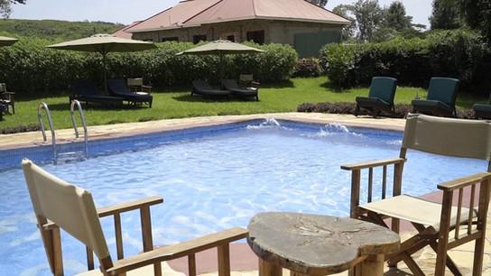 Hhando Coffee Lodge Swimming Pool