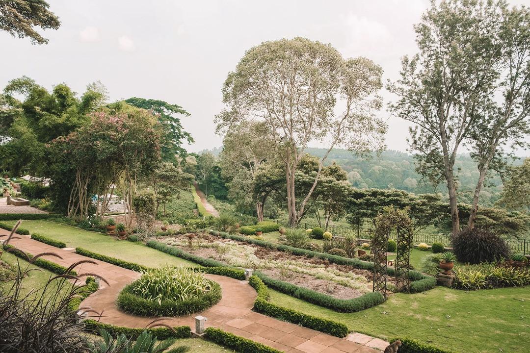 Gibb's Farm Garden