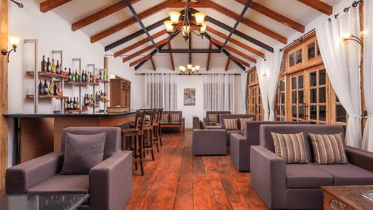 Ngorongoro Lion's Paw Camp Lounge