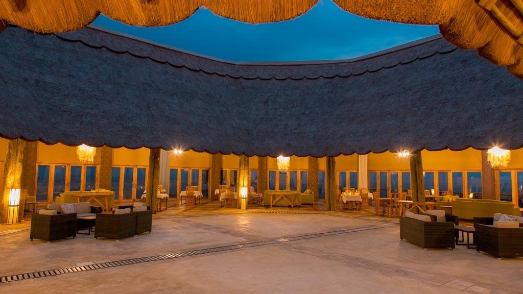 Lahia Tented Lodge Lounge