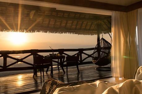 Lake Manyara Kilimamoja Lodge Balcony