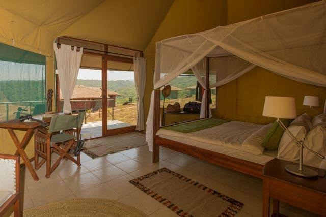 Karatu Simba Lodge Room