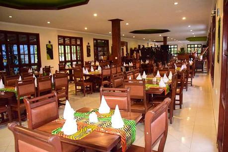 Arusha Planet Lodge Dining