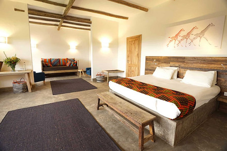Arusha Villa Double Room