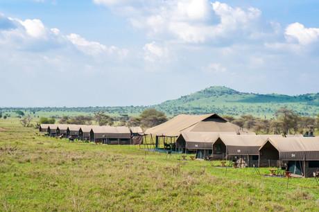 Kananga Special Tented Camp - Tents