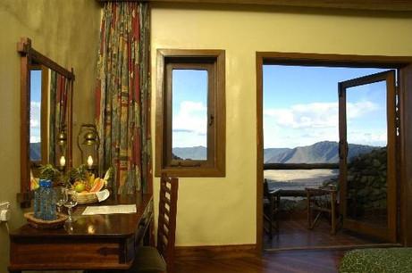 Ngorongoro Serena Safari Lodge Room View