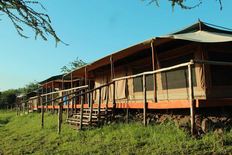 Kilima Valley Camp Tents