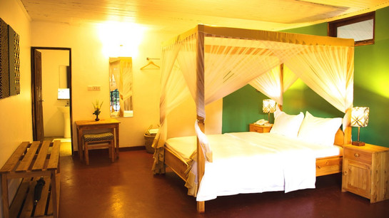 Ilboru Safari Lodge Double Room