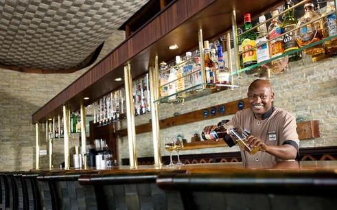 Ngorongoro Wildlife Lodge Bar