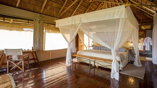 Kubu Kubu Tented Lodge Inside Room